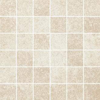 Flash Bianco Mozaika Cieta K.4,8X4,8 Polpoler