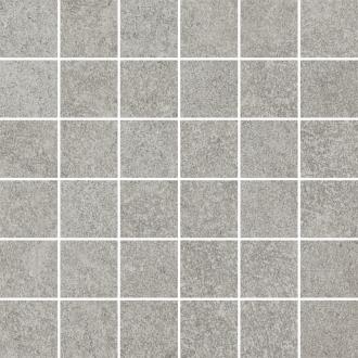 Flash Grys Mozaika Cieta K.4,8X4,8 Polpoler