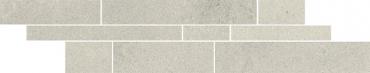 Мозаика Paradyz Naturstone Grys Listwa Mix Paski 14,3x71 матовая