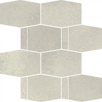 Naturstone Grys Mozaika Cieta Hexagon Mix