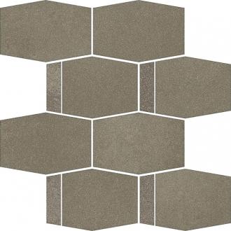 Naturstone Umbra Mozaika Cieta Hexagon Mix
