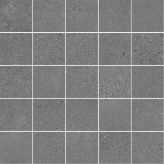 D.Alley Grey Mosaic/25X25 23483