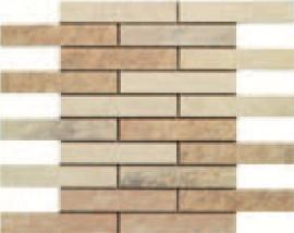 Quarzite Multicolor Mosaico B