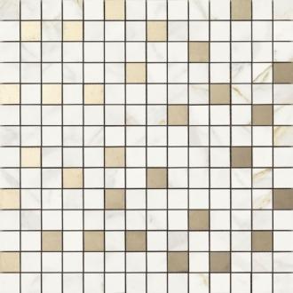 Bistrot Mosaico Calacatta Michelangelo R4ZU