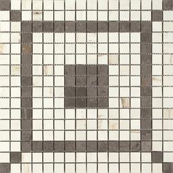 Bistrot Mosaico Cremo Delicato Glossy RKU9