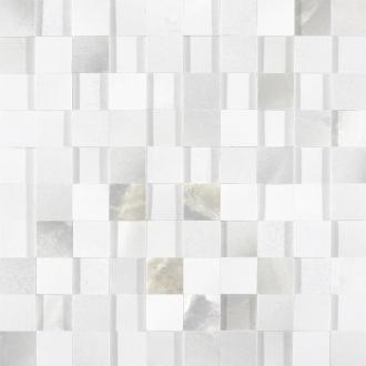 Alabastri Madreperla Mosaico 3D Lap. Rett. 739961