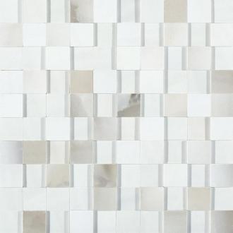 Alabastri Smeraldo Mosaico 3D Lap. Rett. 739965