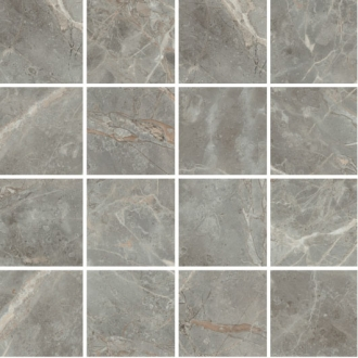 Etoile Gris 6mm Glossy Mos. 761826