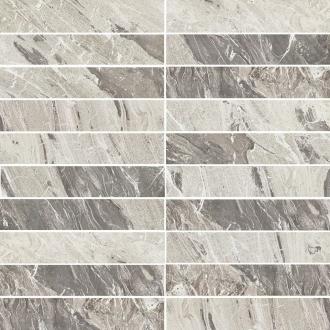 I Marmi Marble Gray Mosaico Lucido 729062