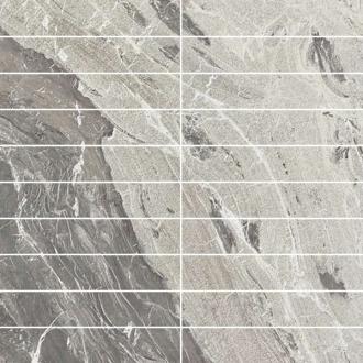I Marmi Marble Gray Mosaico Naturale 729061