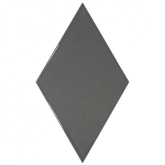 Rhombus Wall Dark Grey