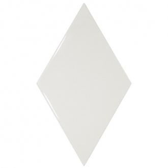 Rhombus Wall White