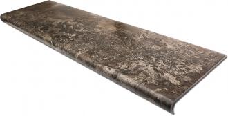 Монолитные Ступени Fossil Brown