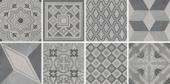 Square Pattern Mix F Dec. SQP0DF