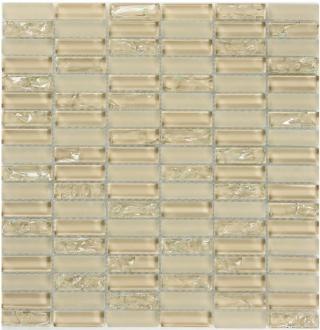 Стеклянная мозаика Crystal GC121SLA
