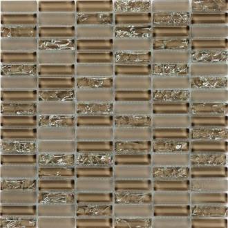 Стеклянная мозаика Crystal GC122SLA