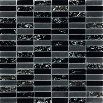 Стеклянная мозаика Crystal GC123SLA