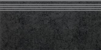 Ступень Фудзи черный обрезной SG602100R\GR