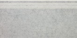 Ступень Фудзи светло-серый обрезной SG601900R/GR