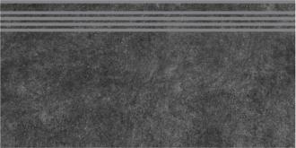 Ступень Королевская дорога черный SG615000R/GR