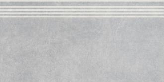 Ступень Королевская дорога серый светлый SG614800R\GR