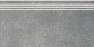 Ступень Королевская дорога серый темный SG614600R/GR