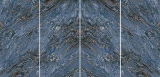 Supreme Rhinestone Blue
