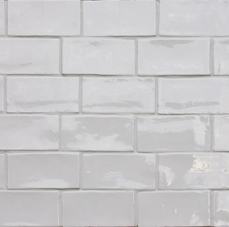 Betonbrick White Glossy TTBB71WGW