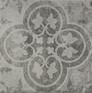 Декоративный элемент Terratinta Betonepoque Clay-Mud Emma 03 TTBECM03N 20x20 матовый