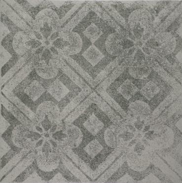 Декоративный элемент Terratinta Betonepoque Clay-Mud Ines 04 TTBECM04N 20x20 матовый