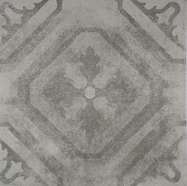 Декоративный элемент Terratinta Betonepoque Clay-Mud Louise 05 TTBECM05N 20x20 матовый