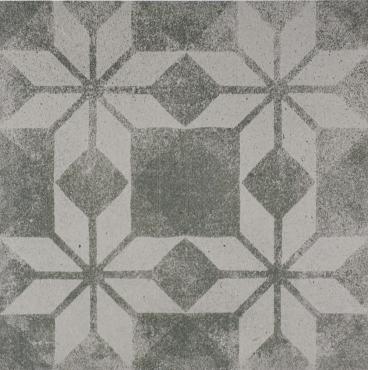 Декоративный элемент Terratinta Betonepoque Clay-Mud Sarah 08 TTBECM08N 20x20 матовый