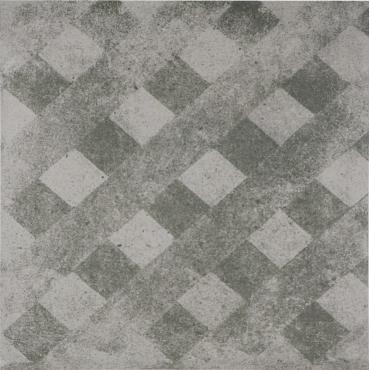 Декоративный элемент Terratinta Betonepoque Clay-Mud Vivienne 09 TTBECM09N 20x20 матовый
