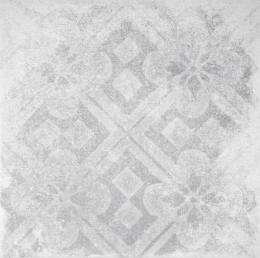 Декоративный элемент Terratinta Betonepoque White-Grey Ines 04 TTBEWG04N 20x20 матовый