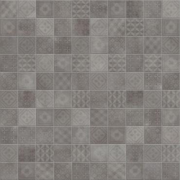 Керамогранит Terratinta Betonsquare Clay Mud TTBSQCMMIX 10x10 матовый