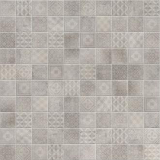 Betonsquare White-Grey TTBSQWGMIX