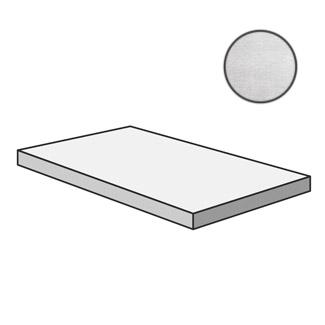 Ступень Terratinta Betonwood White TTBW01GCL 34x90 матовая