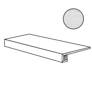 Ступень Terratinta Betonwood White TTBW01GT 34x90 матовая