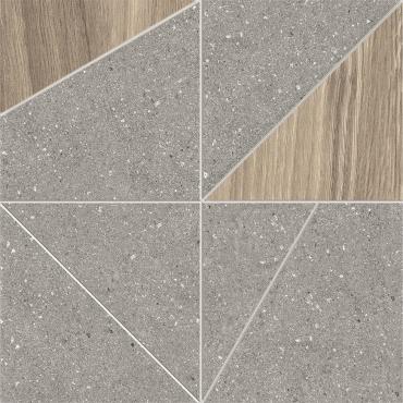 Декоративный элемент Terratinta Grained Zinc Nodi Libeccio TTGR02MT29N 29x29 матовый