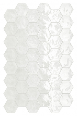 Мозаика Terratinta Hexa Lemon Sorbet TTHXW05G 15x17,3 глянцевая