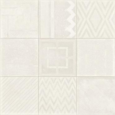 Декоративный элемент Terratinta Stonenature Salt TTSNND01MIX 20x20 матовый