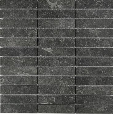 Мозаика Terratinta Stonevolution Zwart TTSE02M2LP 30x30 лаппатированная