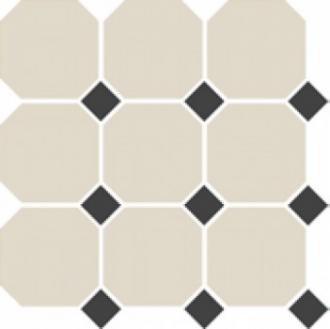 Field Material White/Black 4416OCT14/1C