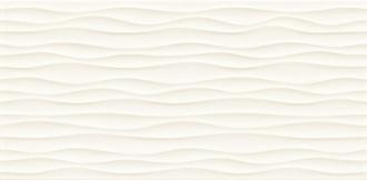 Satin Bianco Wave MRV287