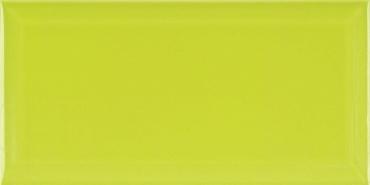 Плитка Veneto B-10 Verde 10x20 глянцевая