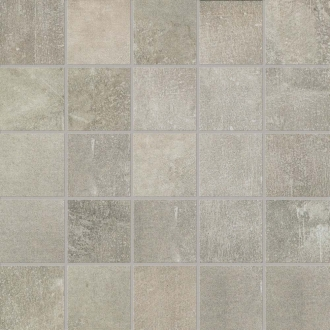 Concrete Mosaico Warm Grey Nat. Ret. 00986