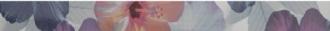 7009 Cen. Azul/Gris/Malva Hibiscus