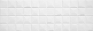 Мозаика Sant Agostino Abita Moda Bianco 20x60 полированная