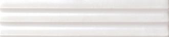 Absolute Listello White Pipe