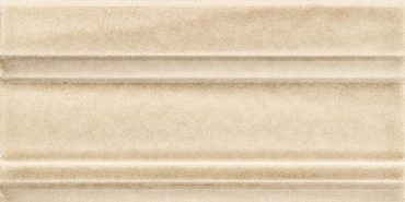 Бордюр Adex ADMO5219 Cornisa Clasica C/C Sand 7,5x15 глянцевый